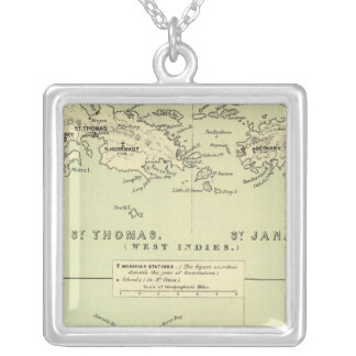 St Thomas, St enero, ladrón del St Joyeria Personalizada