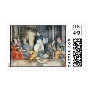 St. Thomas Stamp