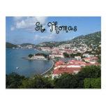 St Thomas Tarjetas Postales