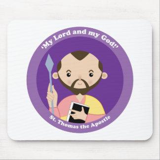 St. Thomas the Apostle Mouse Pad