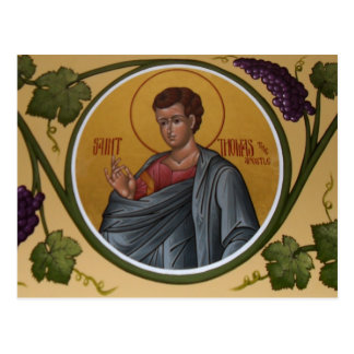 St. Thomas the Apostle Prayer Card