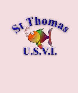 St Thomas Tshirt