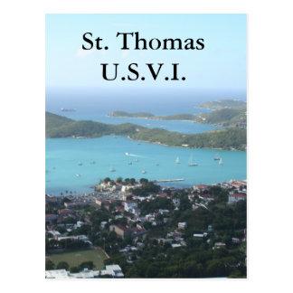 St Thomas U.S.V.I. Postal