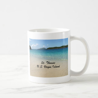 St. Thomas, U.S. Virgin Island Coffee Mug