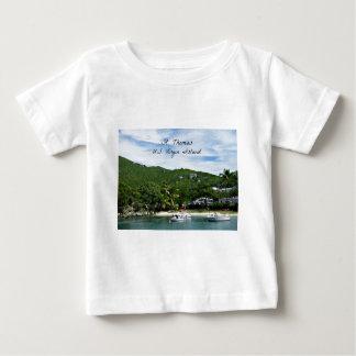 St. Thomas, U.S. Virgin Islands Baby T-Shirt