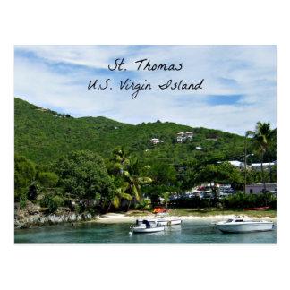 St Thomas U S Virgin Islands Post Card