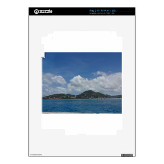 St.Thomas U.S. Virgin Islands iPad 2 Skins
