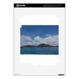 St.Thomas U.S. Virgin Islands iPad 3 Skin