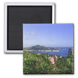 St Thomas US Virgin Islands Charlotte Magnet