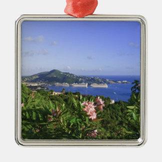 St Thomas US Virgin Islands Charlotte Christmas Tree Ornament
