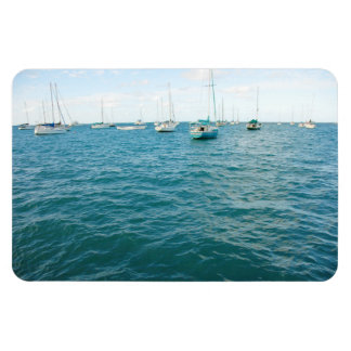 St. Thomas, US Virgin Islands Rectangular Photo Magnet