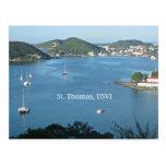 St. Thomas, USVI Postcard