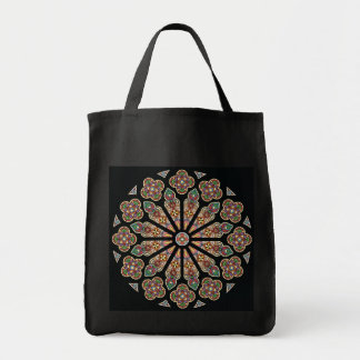St. Thomas Window grocery tote bag