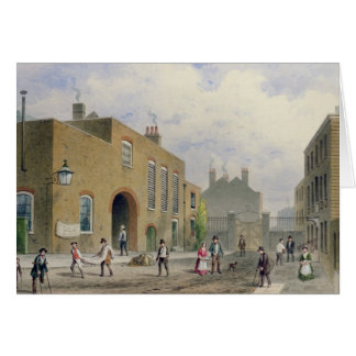 St. Thomas's Hospital, Southwark, London Card