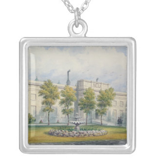 St. Thomas's Hospital, Southwark, London Silver Plated Necklace