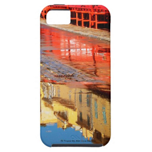 St Tropez by Jean Louis Macault iPhone 5 Case-Mate Protector