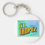 ST TROPEZ LLAVERO REDONDO TIPO PIN