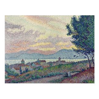 St Tropez, madera de pino, 1896 Tarjeta Postal