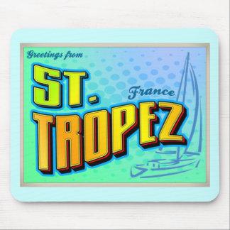 ST. TROPEZ MOUSE PAD