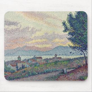 St. Tropez, Pinewood, 1896 Mouse Pad