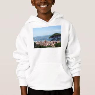 st tropez view hoodie