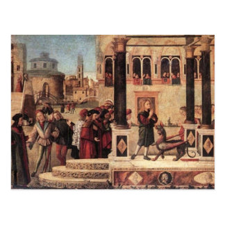St. Tryphon Of Phrygia Freed The Daughter Of Emper Post Cards