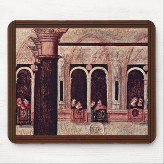 St. Tryphon Of Phrygia Freed The Daughter Of Mousepads