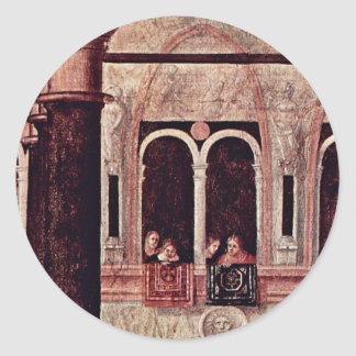 St. Tryphon Of Phrygia Freed The Daughter Of Stickers