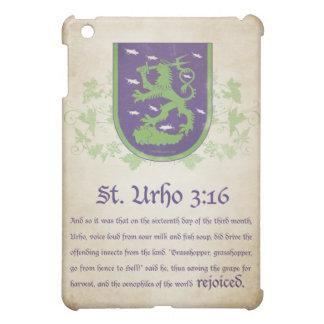 St. Urho 3:16 - iPad Case