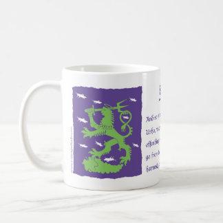 St. Urho 3:16 - Mug