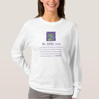 St. Urho 3:16 T-Shirt