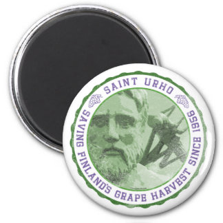St. Urho Seal - Magnet