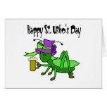 St. Urho's Day Card