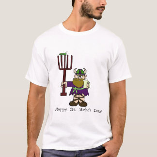 St. Urho's Day - Ver. 4 T-Shirt