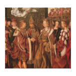 St. Ursula and Prince Etherius Canvas Print