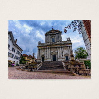 St. Ursus Cathedral, Solothurn, Switzerland Business Card