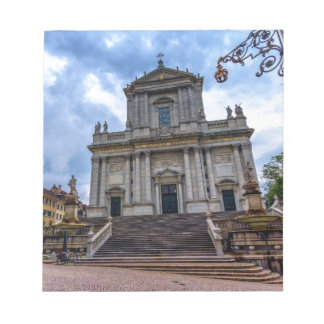 St. Ursus Cathedral, Solothurn, Switzerland Note Pad