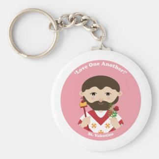 St. Valentine Key Chain