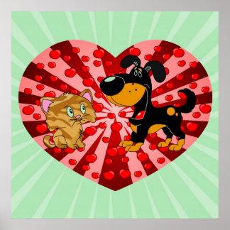 St Valentine s Day Poster