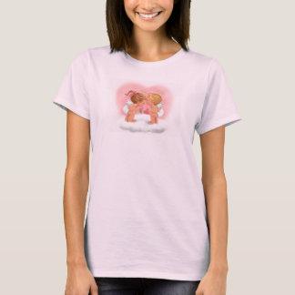St Valentine t-shirt woman