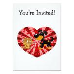 St. Valentine's Day 5x7 Paper Invitation Card