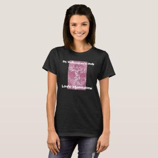 St Valentine's Day Love Massacre T-shirt