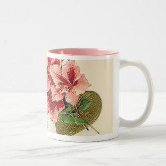 St. Valentines Greeting Two-Tone Coffee Mug