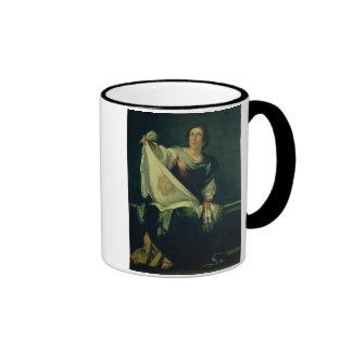 St. Veronica, 1625-30 (oil on canvas) Coffee Mug