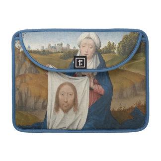 St. Veronica, c.1470-1475 (oil on panel) MacBook Pro Sleeves