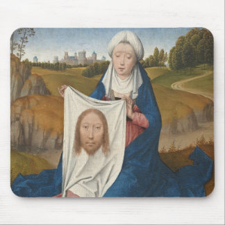 St. Veronica, c.1470-1475 (oil on panel) Mouse Pad