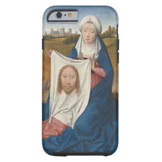 St. Veronica, c.1470-1475 (oil on panel) Tough iPhone 6 Case