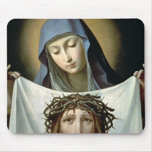 St. Veronica Mouse Pad
