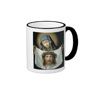 St. Veronica Ringer Coffee Mug