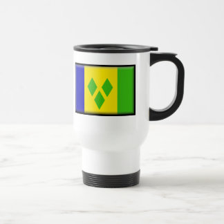 St. Vincent and the Grenadines Flag Coffee Mugs